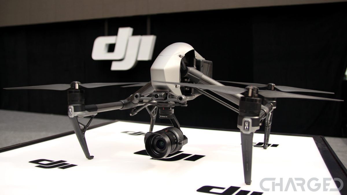 DJI Inspire 2 -featured