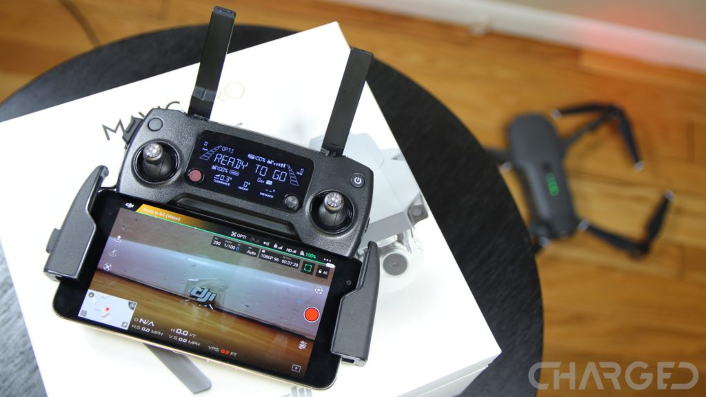 Drones you can control with your smartphone - Drone Rush