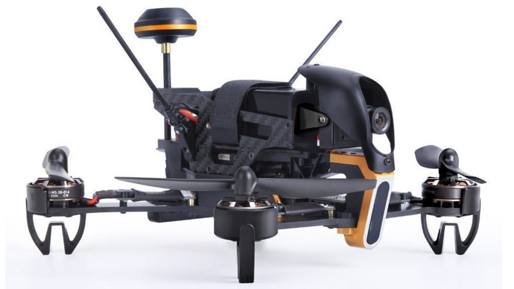 Best racing drones - need for speed in the sky - Drone Rush
