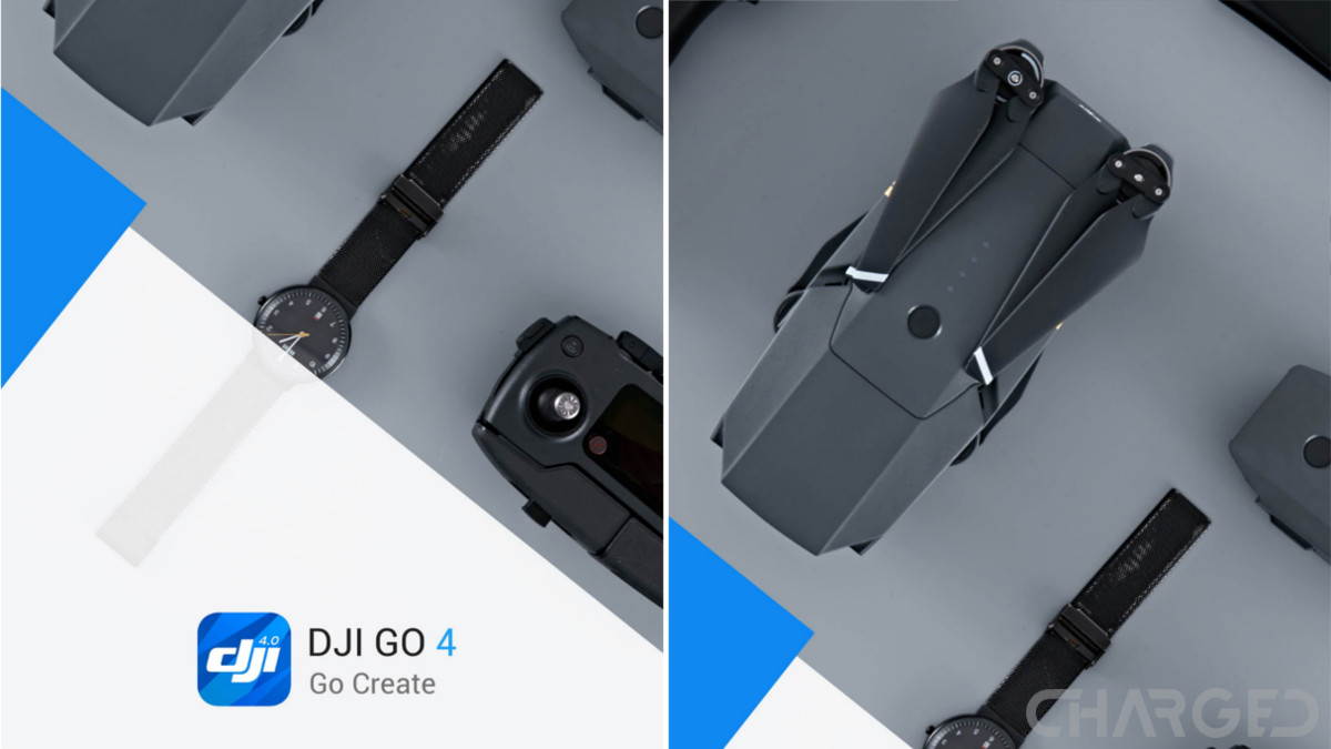 DJI updates DJI GO 4 app with offline maps and Mavic Pro
