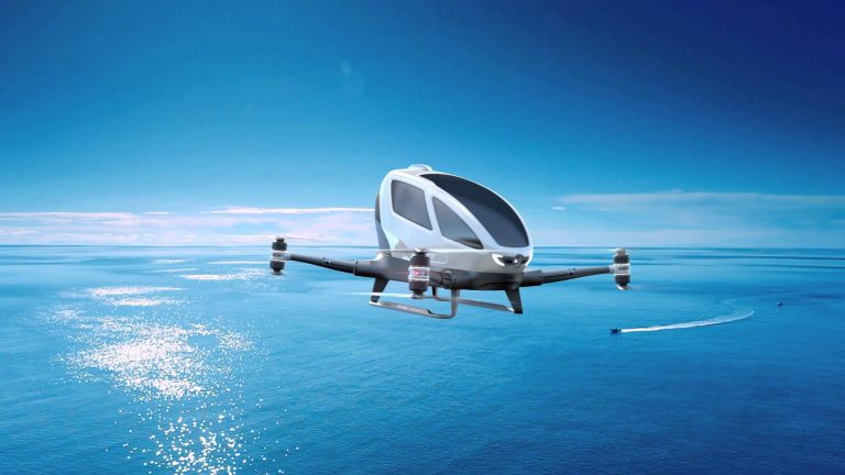 Bell Air Taxi CES 2019
