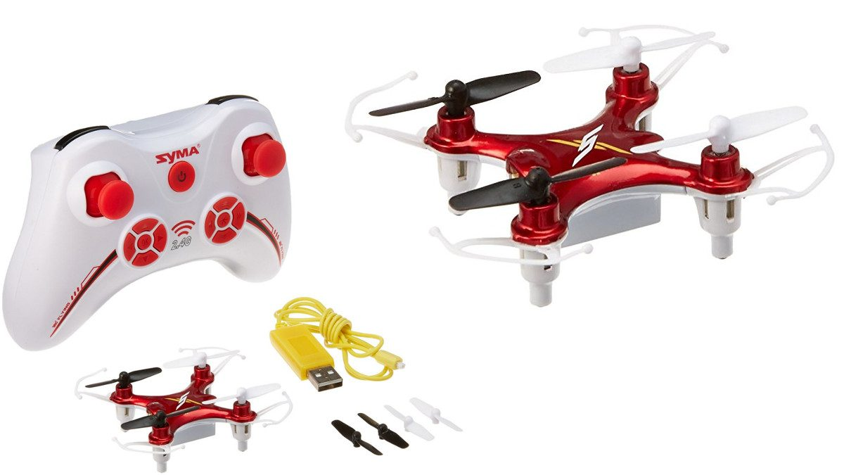 Syma X12 nano drone mini quadcopter