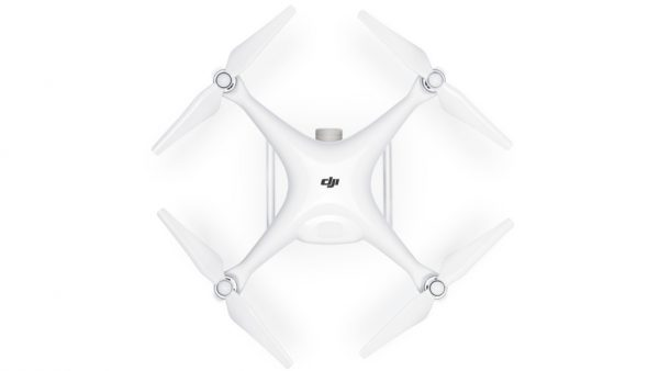 DJI Phantom 4 Advanced top