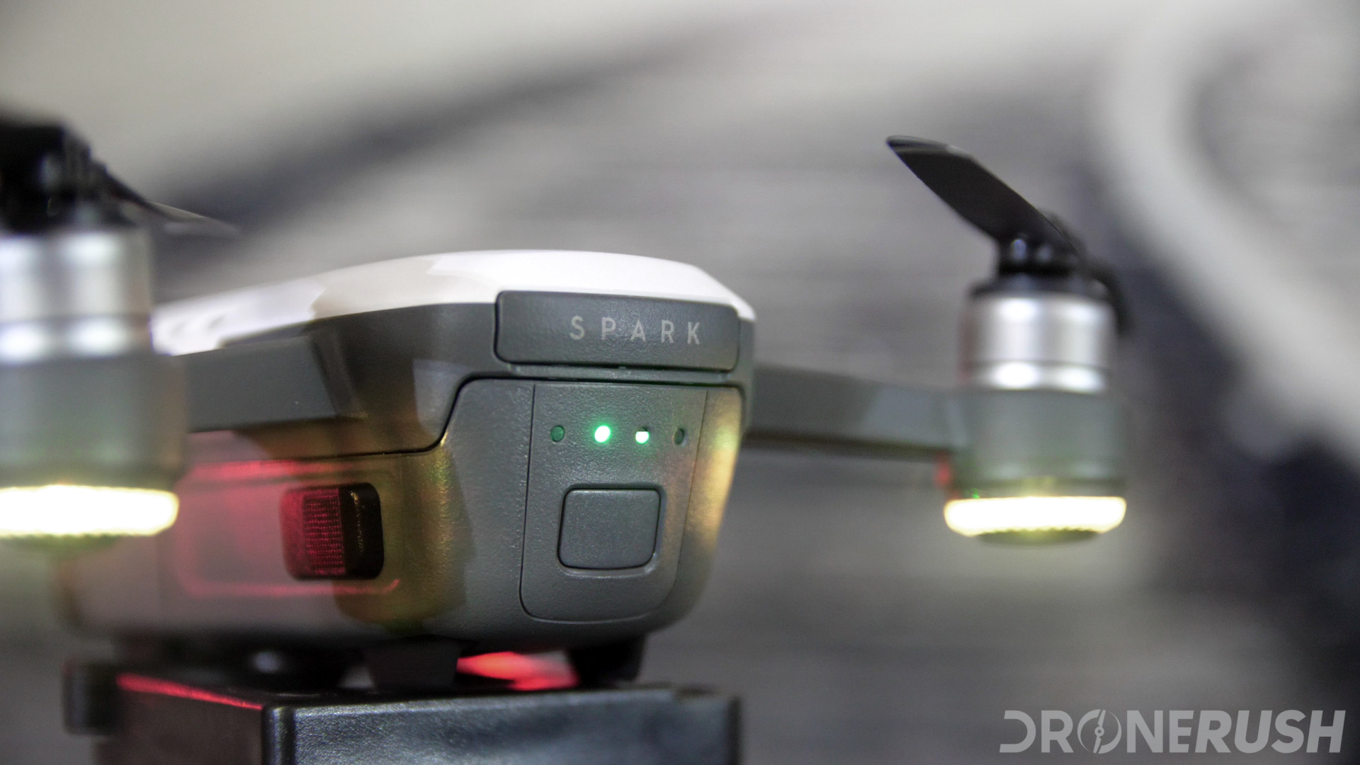 Dji Spark Unboxing And Setup Before You Fly Drone Rush