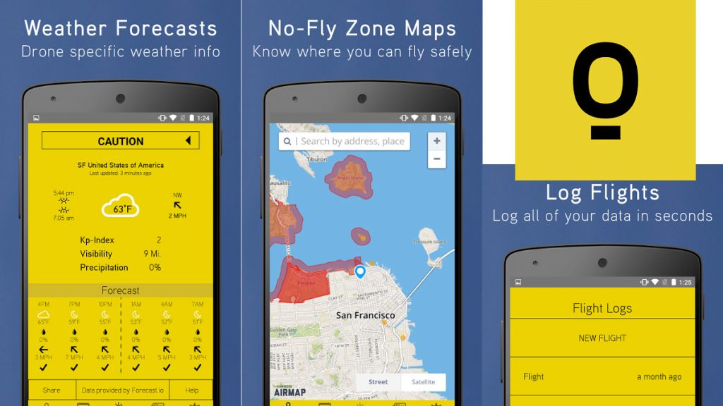 Best drone apps - enhance your flight experience - Drone Rush