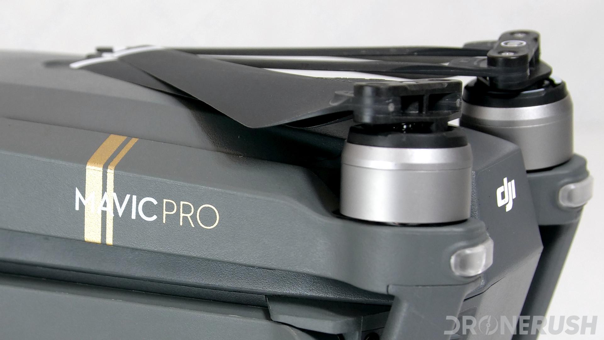 qDJI Mavic Pro logo