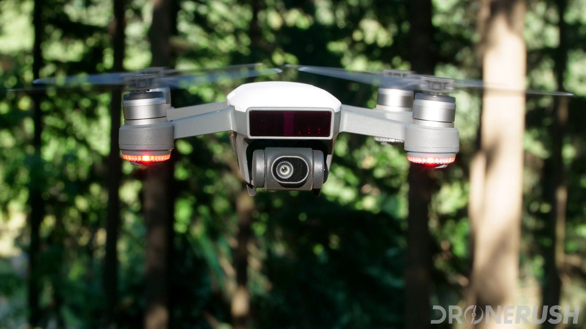 Review: How good is the DJI Spark camera - Drone Rush