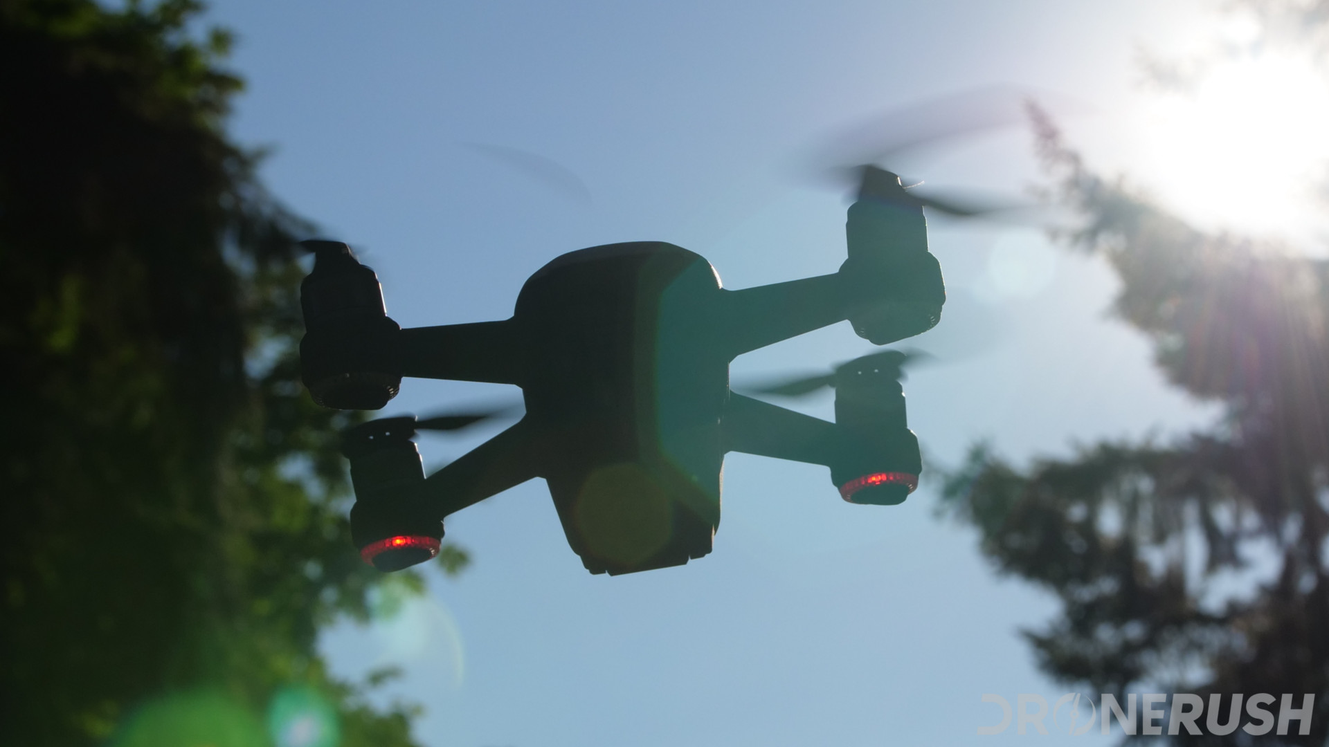 Learn to fly: Drone basics with cheap drones - Drone Rush