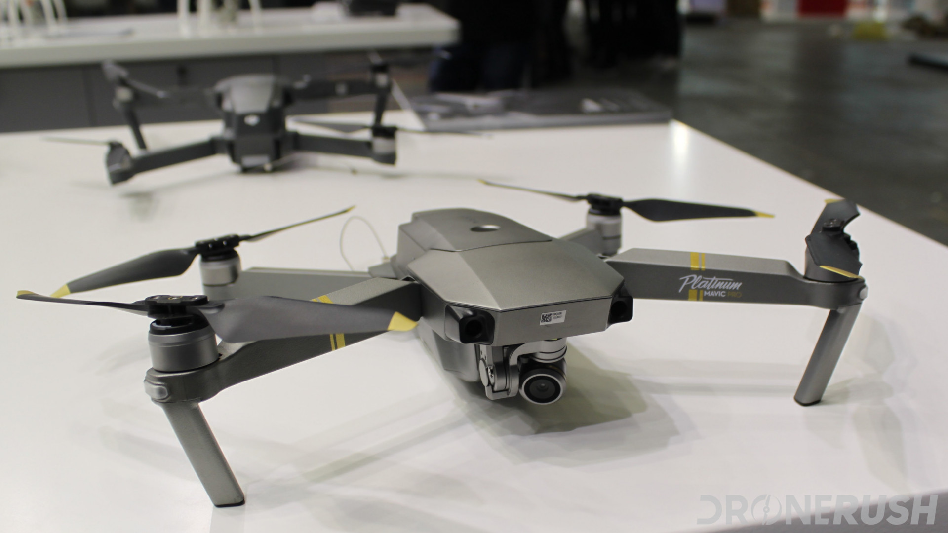 DJI Mavic Pro Platinum announced, more than just a color ...