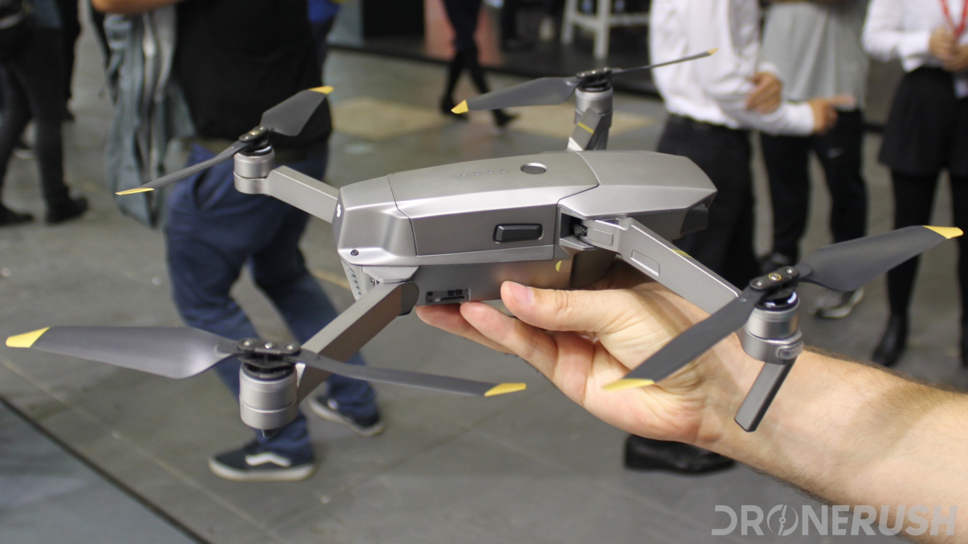 Dji Mavic Pro Platinum Announced More Than Just A Color