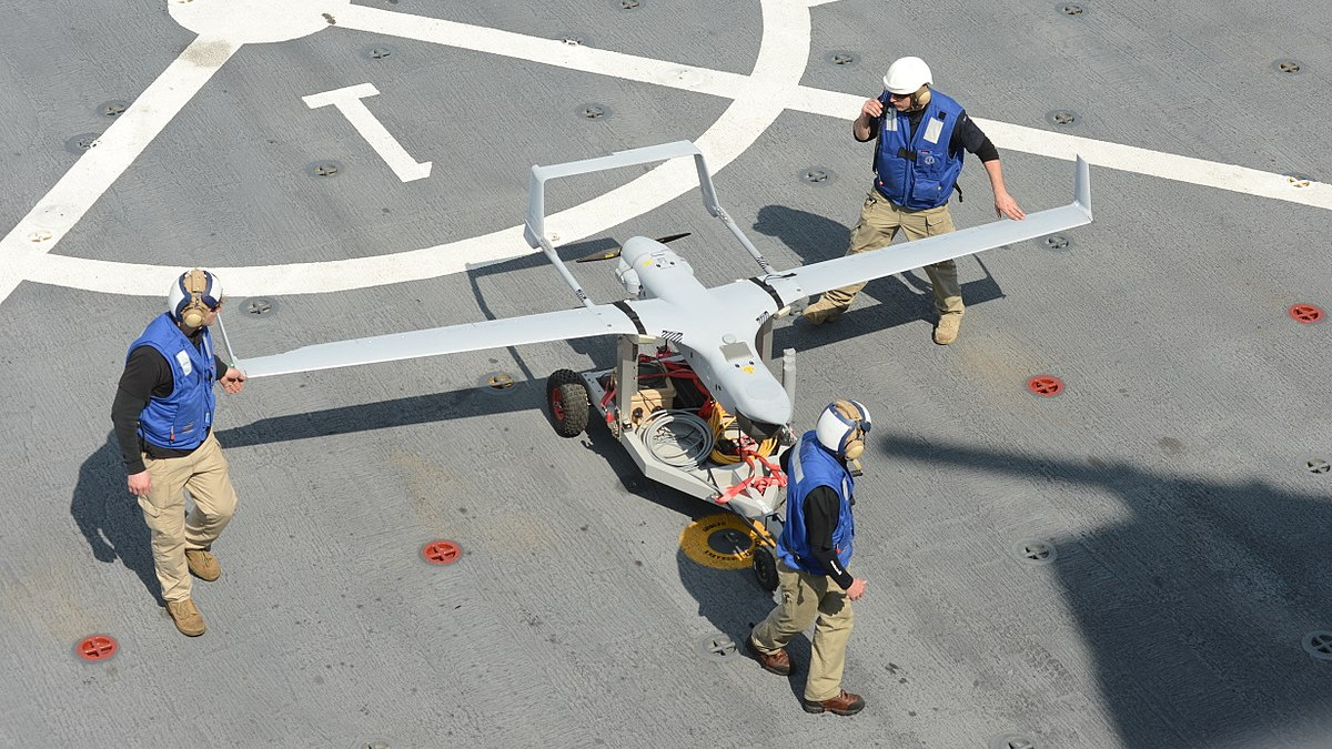 Military drones - the new air force - Drone Rush