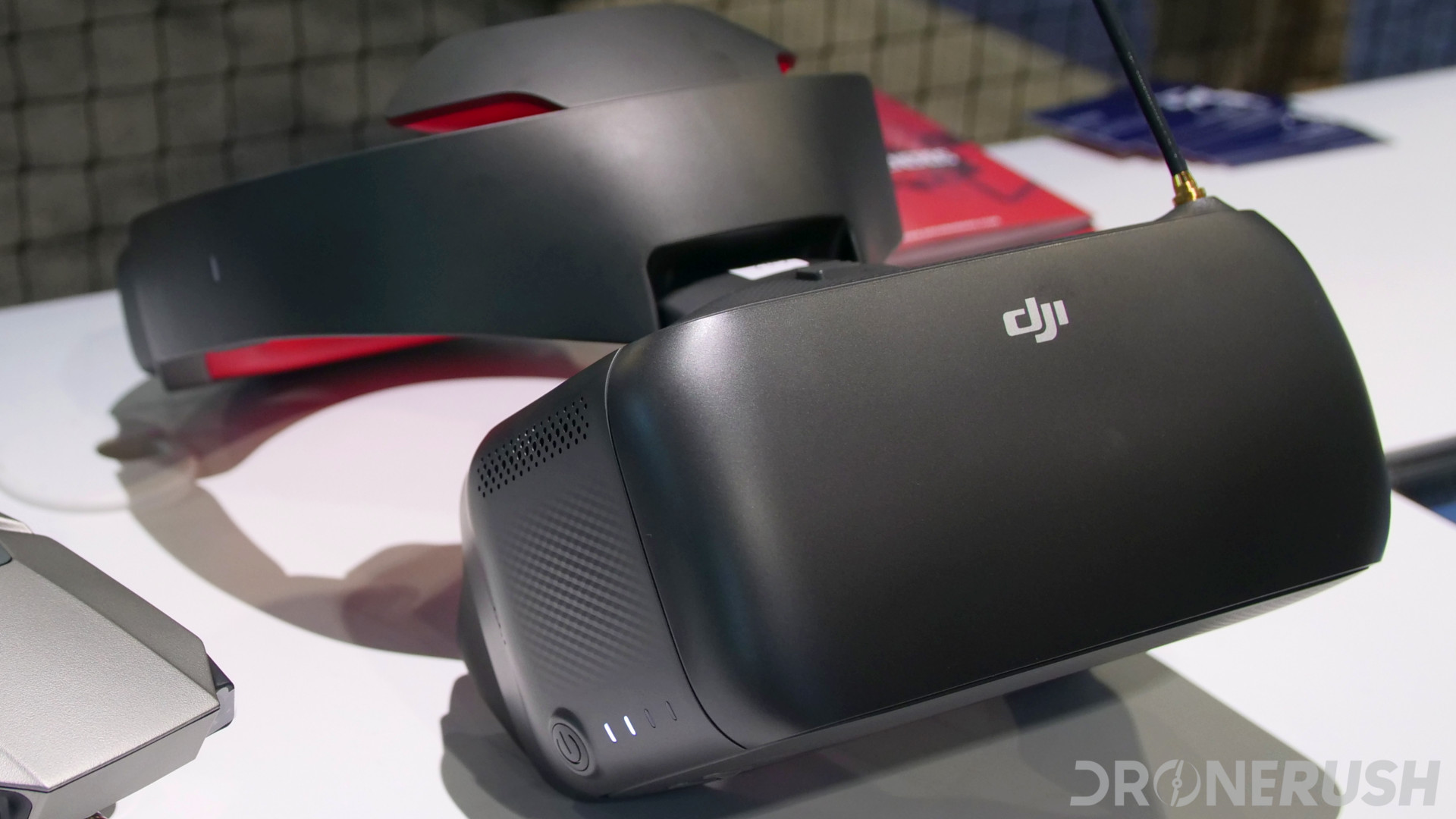 CES 2018 dr DJI Goggles Racing Edition
