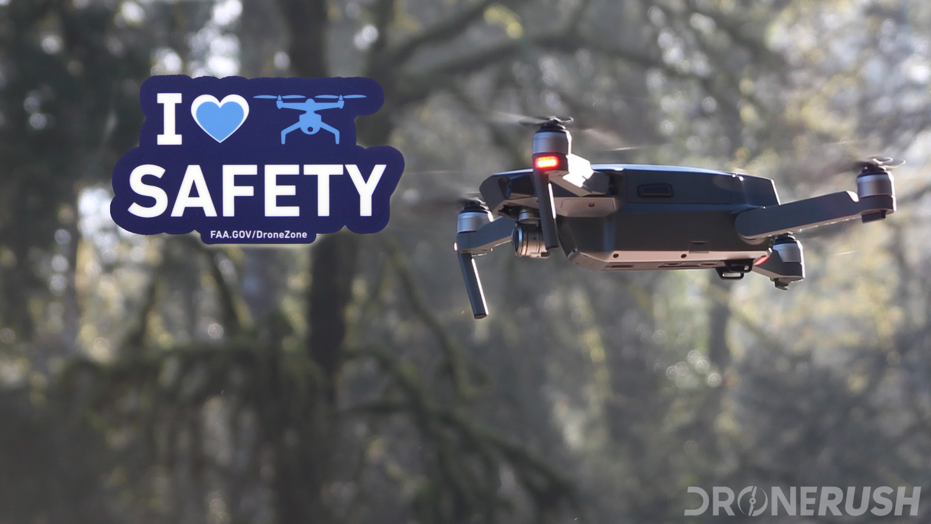You need to register your drone with the FAA before you fly