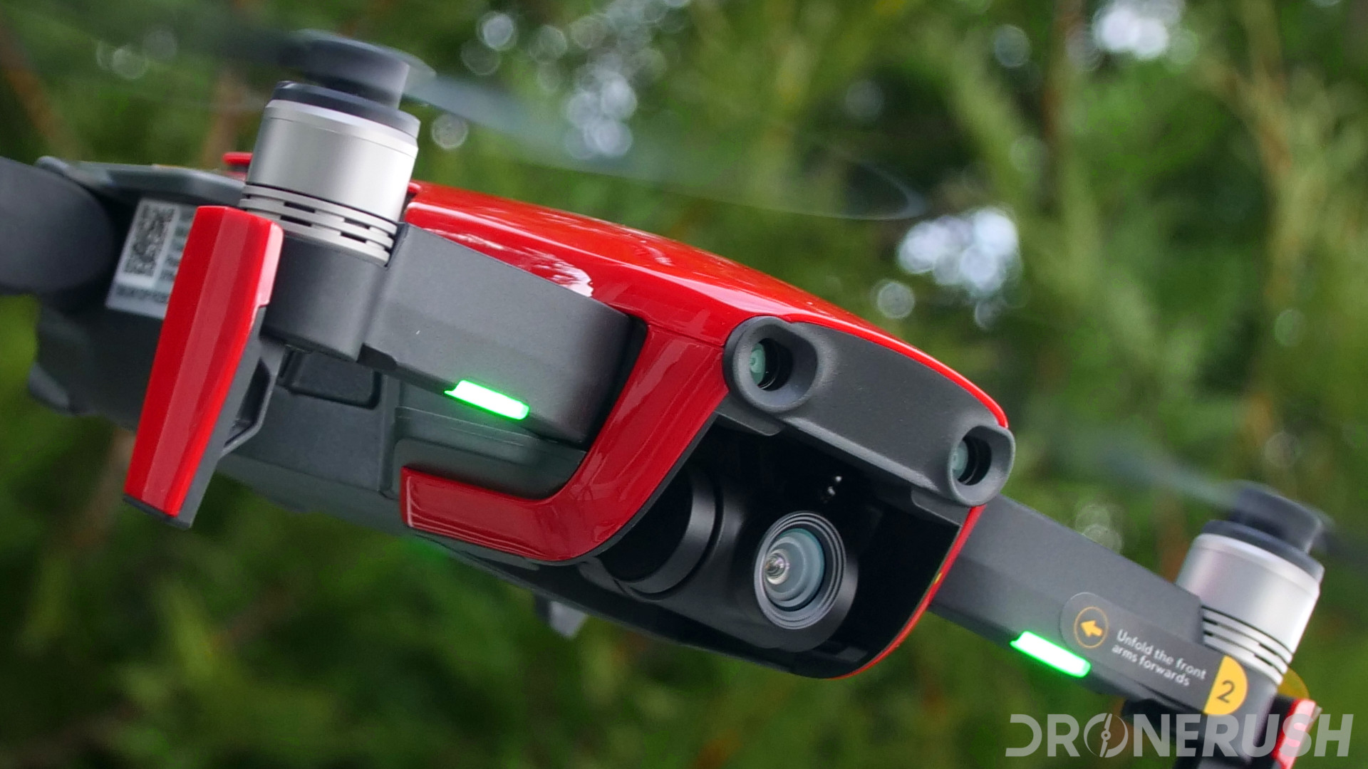 Best selfie drones - look up and smile - Drone Rush