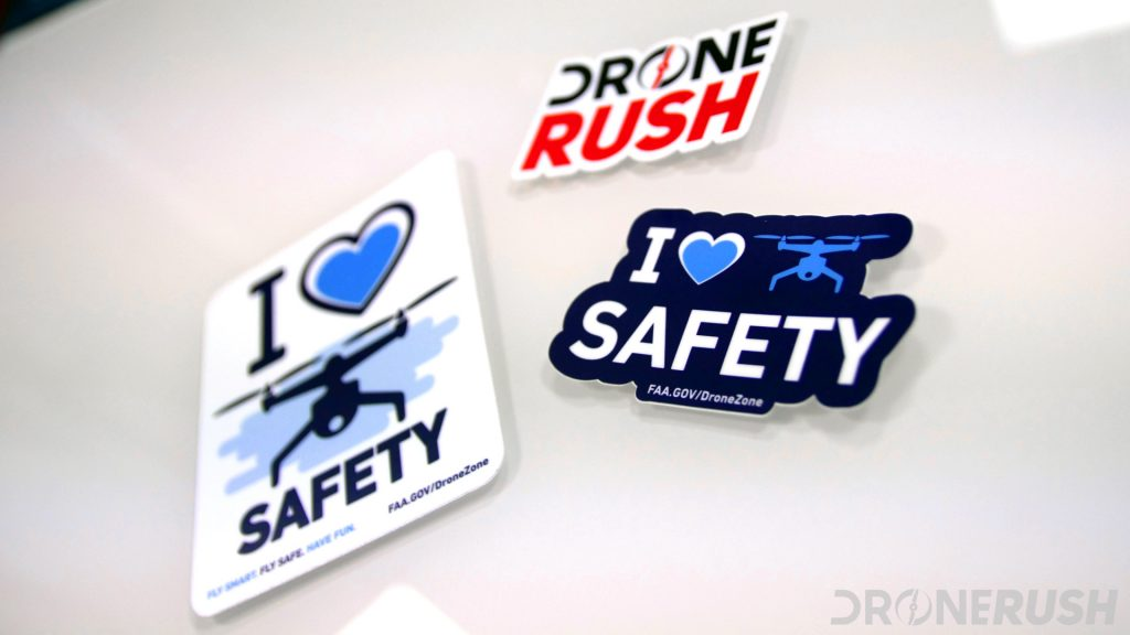FAA love drone safety