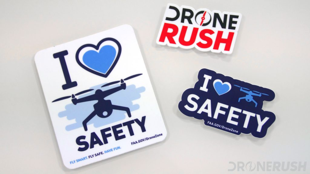 FAA love drone safety 2