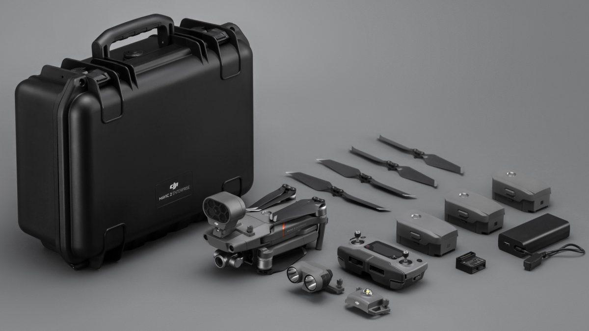 DJI Mavic 2 Enterprise kit