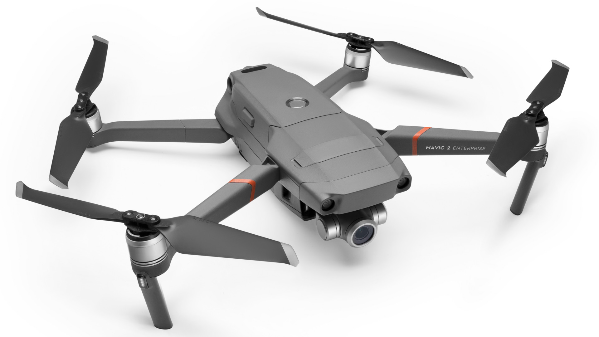 DJI Mavic 2 Enterprise unfolded top