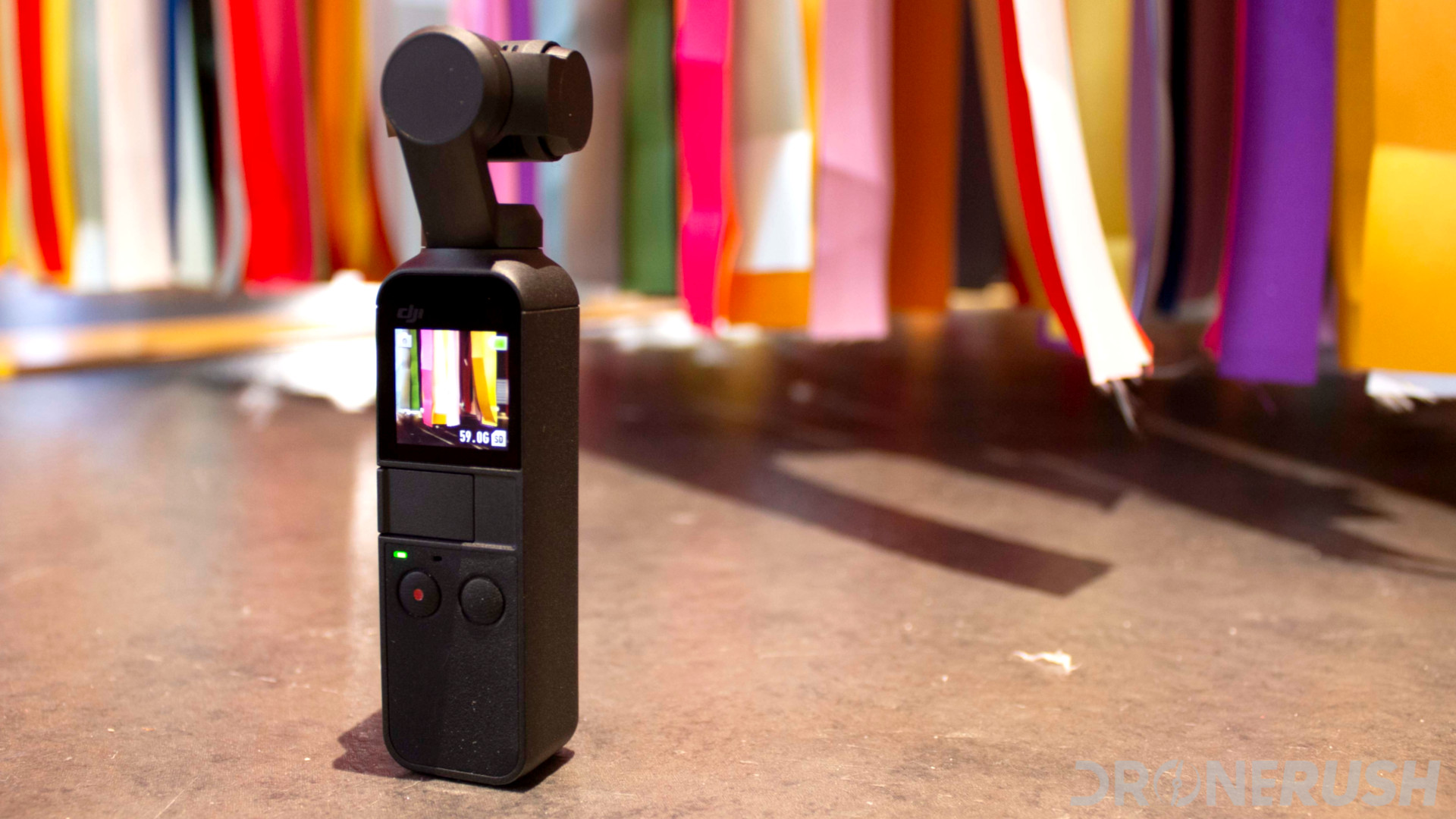 DJI Osmo Pocket colors