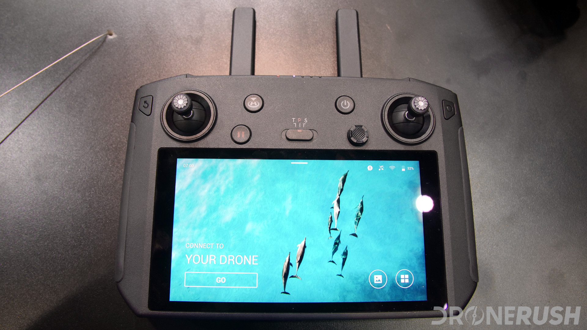 DJI Smart Remote Controller front