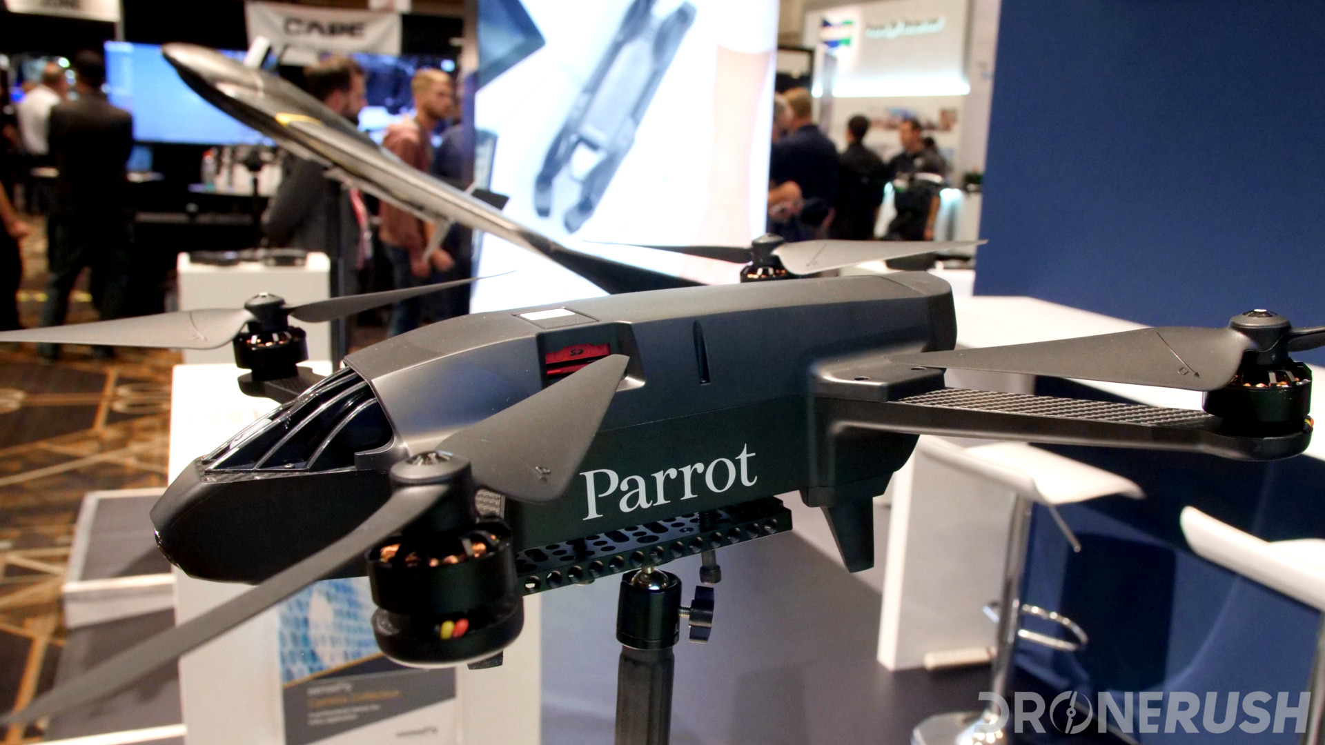 Parrot Bluegrass à InterDrone 2018
