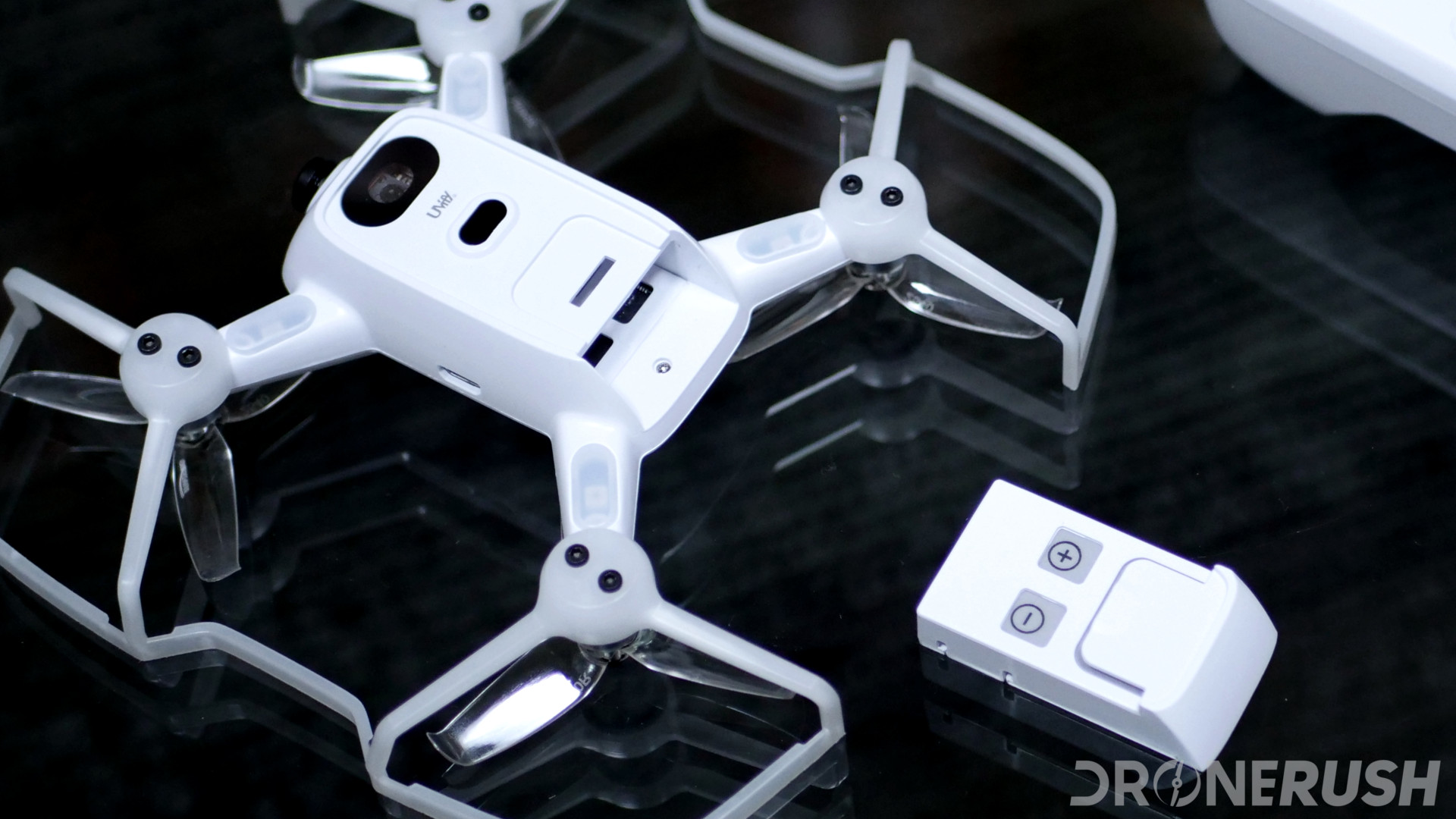 Uvify OOri unboxing drone and battery