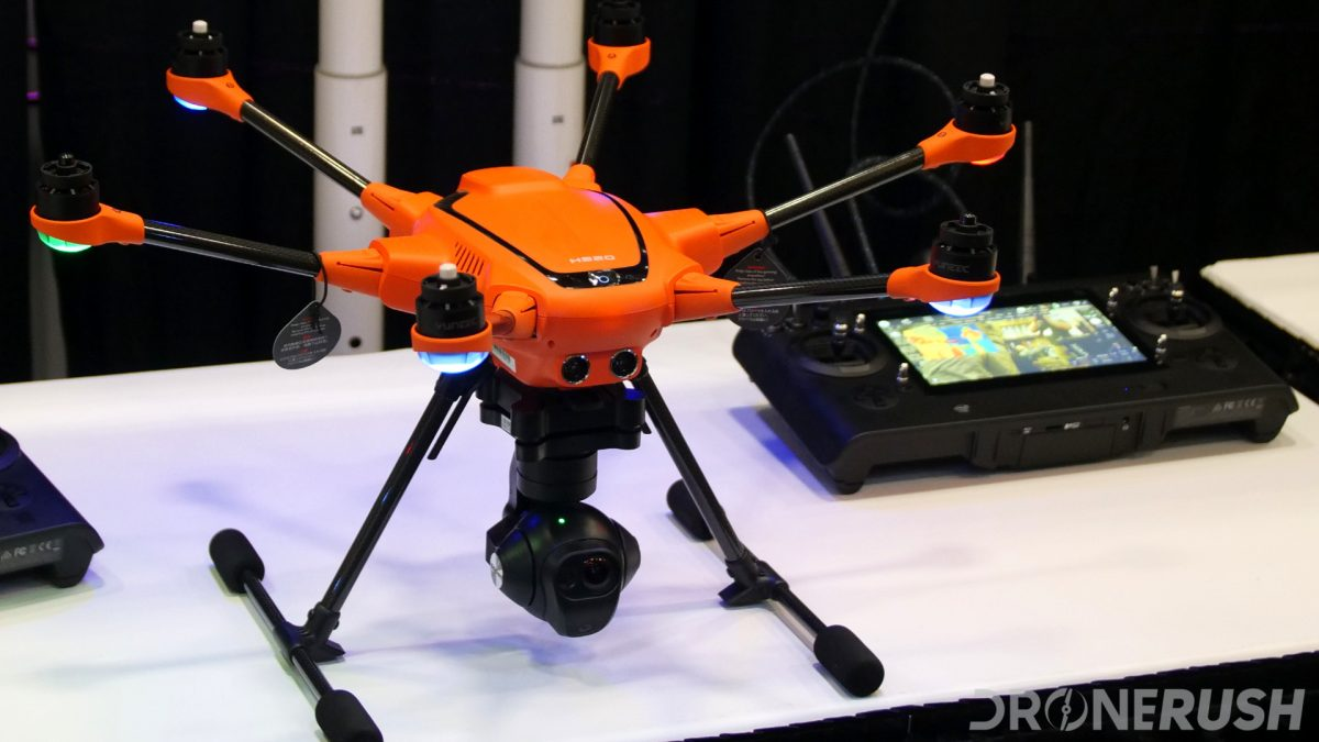 Yuneec H520 one of the best commercial drones on the market