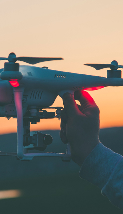 Drone pilot training - from beginner to commercial drone pilot