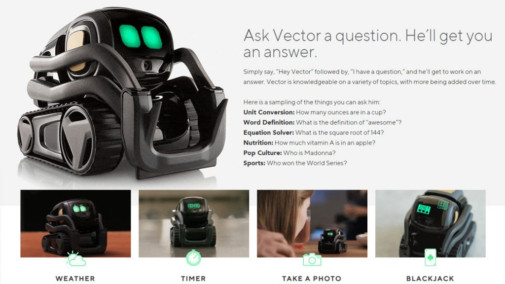 Anki-Vector-toy-robot-companion