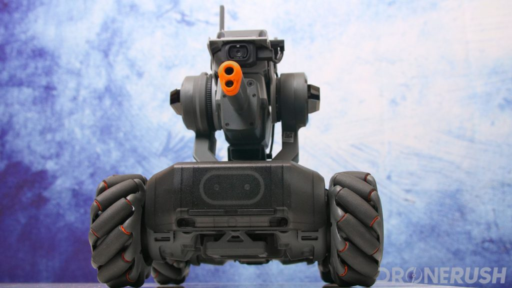 DJI RoboMasters S1 front toy robot