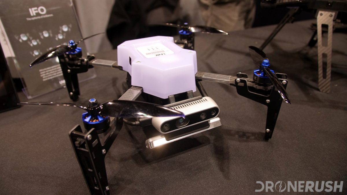 UVify IFO S drone front