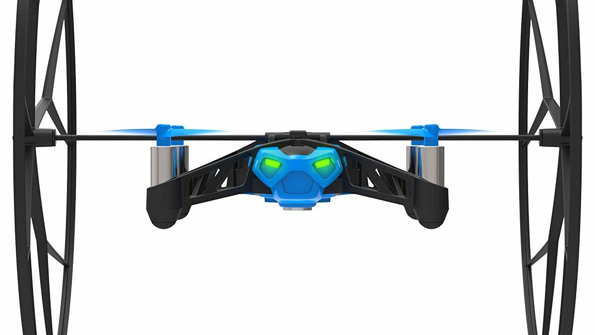 Parrot MiniDrone Rolling Spider toy drone