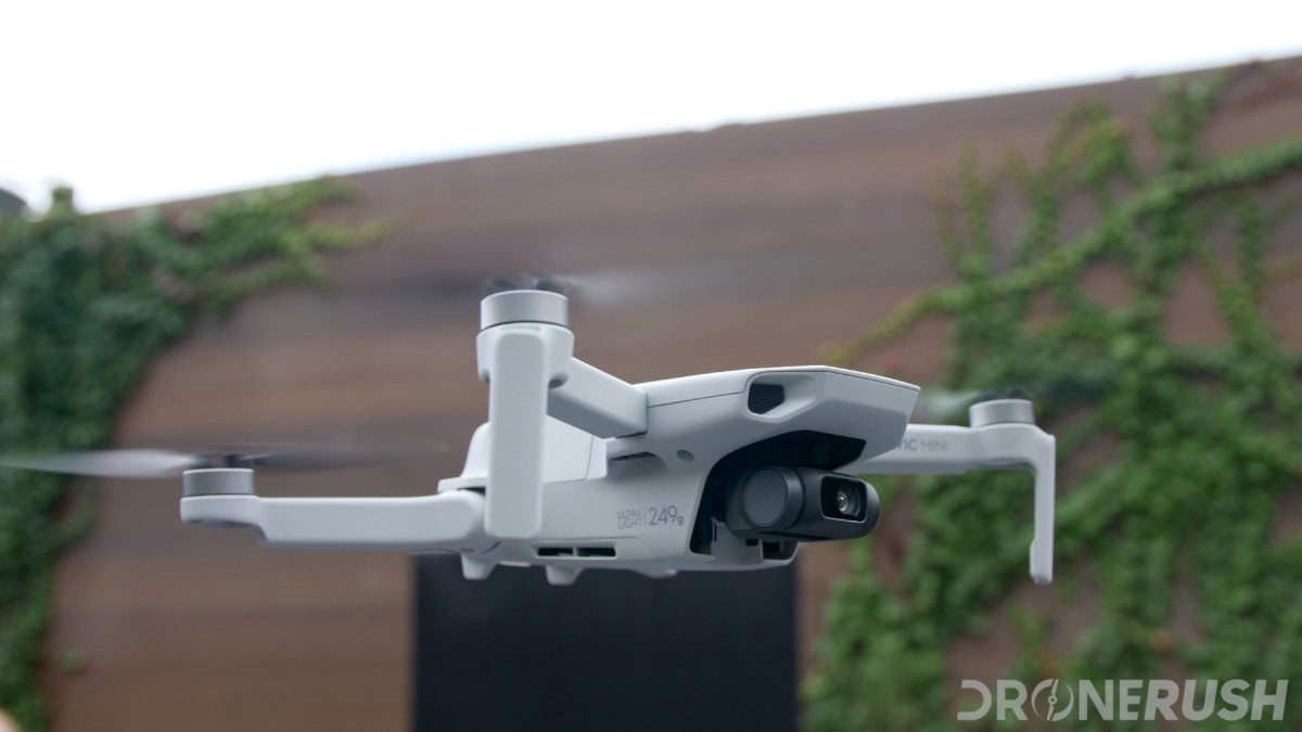 DJI Mavic Mini launch 249g
