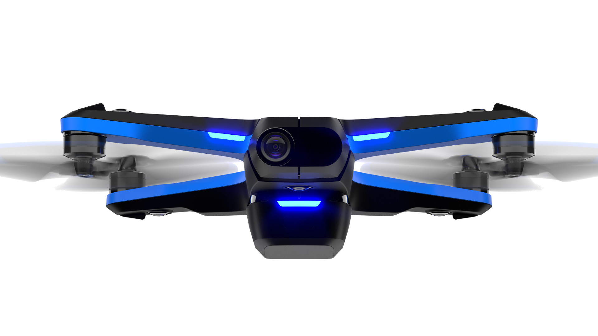 Skydio 2 front