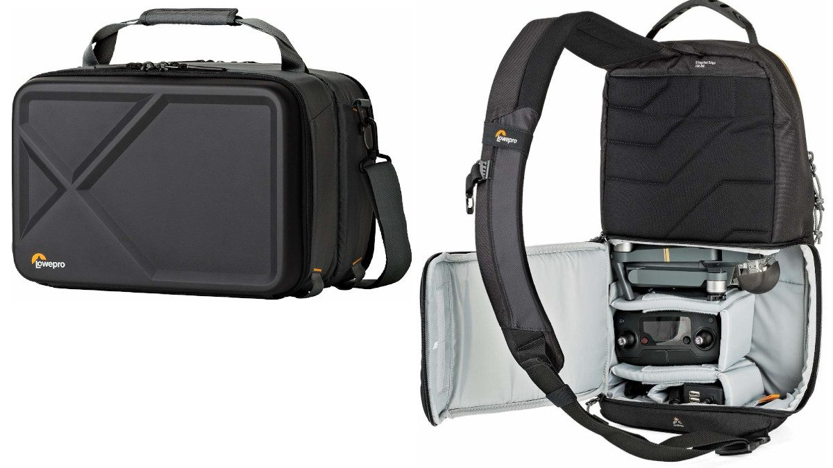 Lowepro quadguard droneguard backpacks