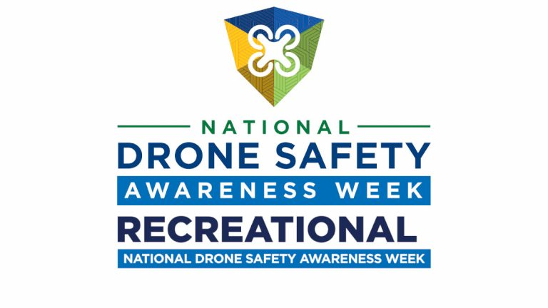 Recreational FAA Drone Safety Awareness Week 2019