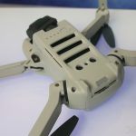 DJI Mavic Mini review bottom back