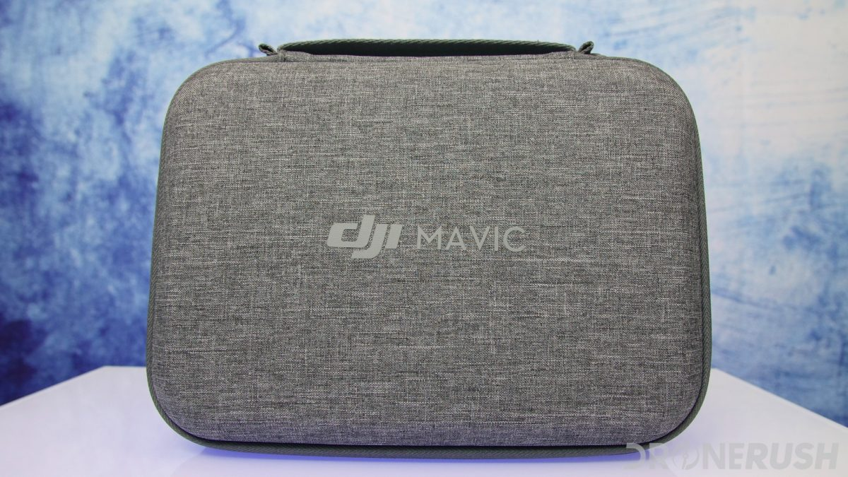DJI Mavic Mini review case