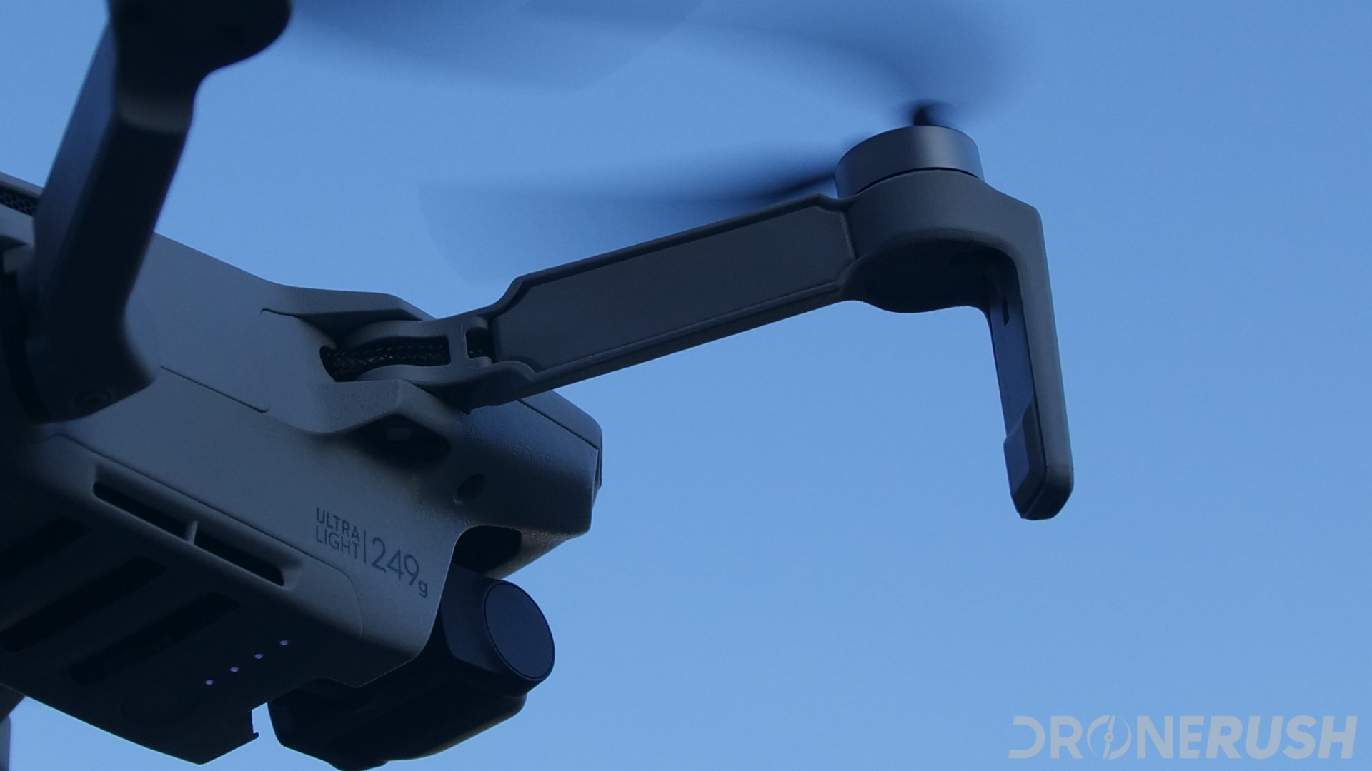 DJI Mavic Mini review sky