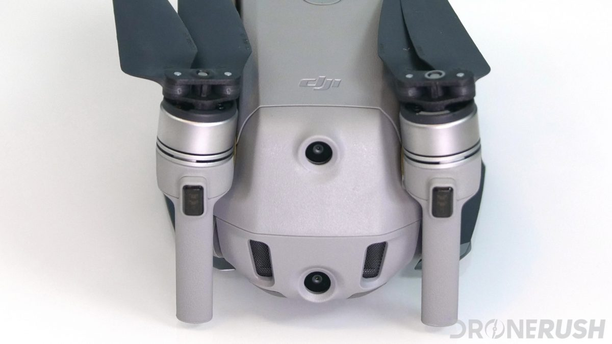 DJI Mavic Air 2 back folded