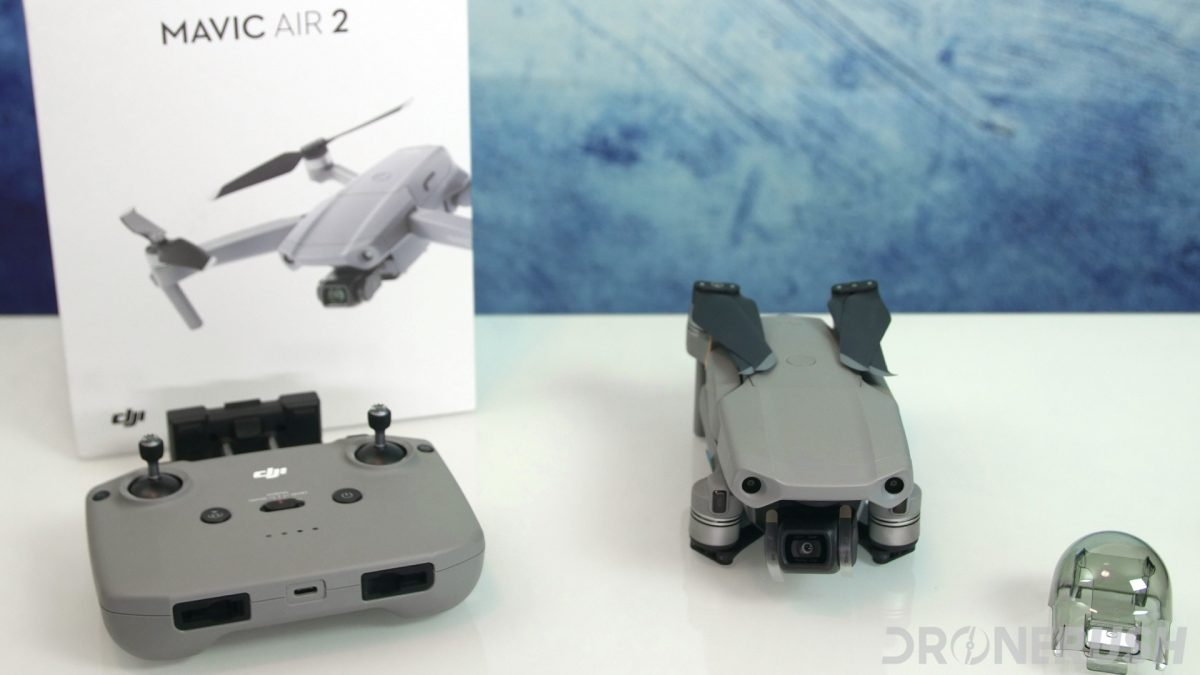 DJI Mavic Air 2 package