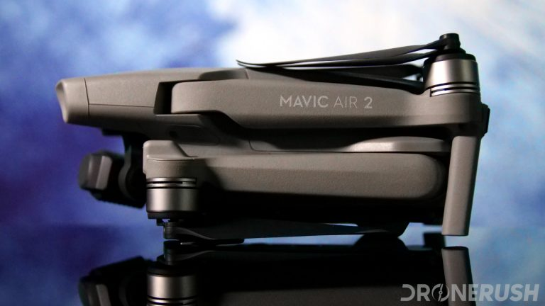 DJI Mavic Air 2 folded