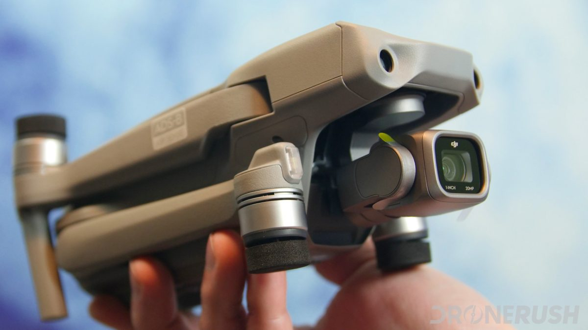 DJI Air 2S drone announced: Now, that's a camera ...